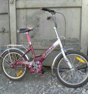 Велосипед Парус