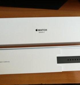 Коробка от часов Apple Watch 3 42mm