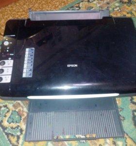 Принтер Epson stylus cx4300