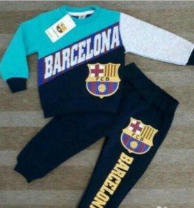Новая детская одежда для мальчиков