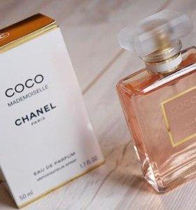Chanel Coco Mademoiselle - Парфюмированная вода.