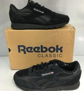 Reebok Classic Nylon(black)