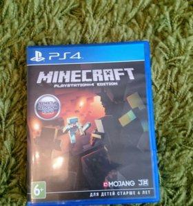 Игра minecraft Ps4 edition