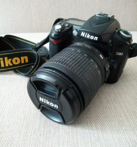 Nikon D90 фотоаппарат Никон Д90