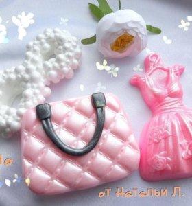 Скидки! Набор мыло ручной работы подарок к 8 марта