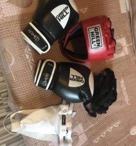 Все для 🥊 бокса