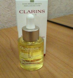 Масло Clarins лотос