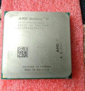 Процессор amd athlon 2 x2 240 2.8 mhz