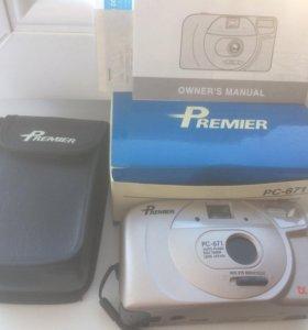 Новые фотоаппараты (плёночные), 2 шт