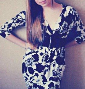 Короткое обтягивающее платье