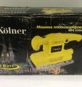 Шлифовальная машина Kolner KFS 230X115