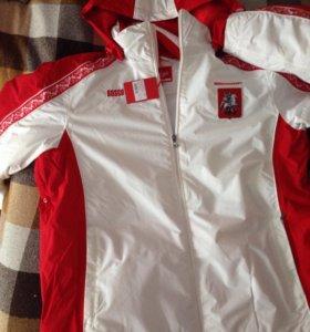 Утеплённый мужской зимний костюм BOSCO Москомспорт