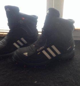 Мужские зимние кроссовки Адидас