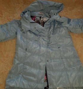 Новая демисезонная куртка (весна-осень)