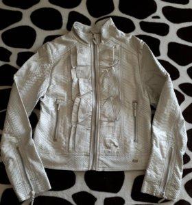 Кожаная куртка Orby