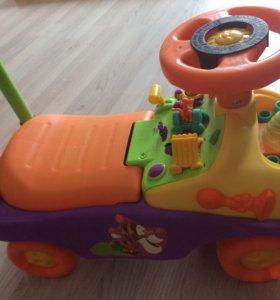 Машина-толокар Kiddyland