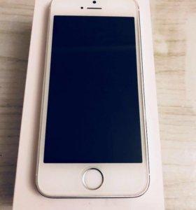 iPhone 5 s 16 кб состоянии хорошее
