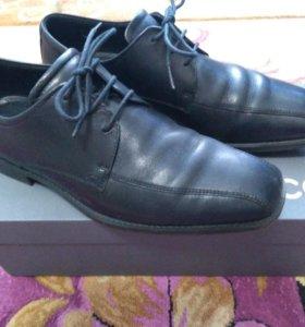 Продам мужские туфли от Ecco