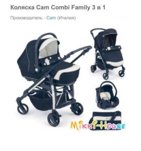 Коляска детская Cam Combi Family