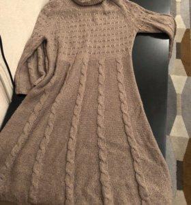 Платье Mango вязаное