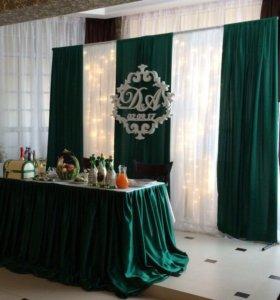 Оформление свадеб , организация свадеб , тамада