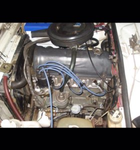 Двигатель на ваз 2103-2107