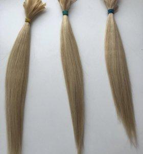 Волосы на капсулах в наличии