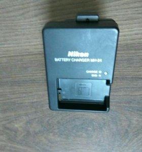 Зарядное устройство для Nikon MH-24