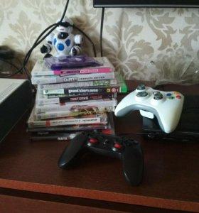 Xbox360 +17игр