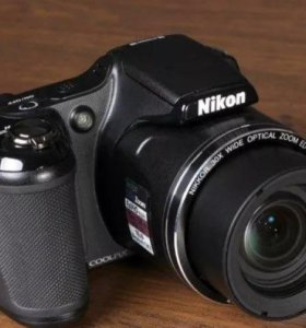 Компактный фотоаппарат Nikon l820 - 16mpx
