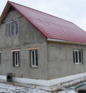 Арболитовые плиты и фундаментные блоки