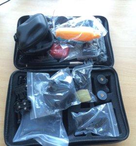 Комплект креплений и аксессуаров для экшн камеры