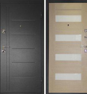 Входная металлическая дверь Сити-С