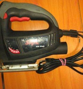 Электро лобзик с регулятором скорости
