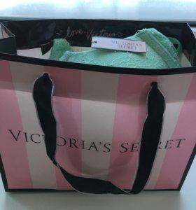 Новый комплект белья Victoria's Secret