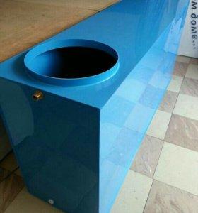 Пластиковая емкость для воды 1000 литров