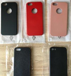 Чехол iPhone 5; 5s; SE