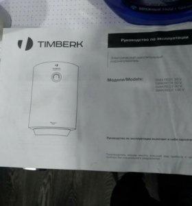 Электрический накопительный водонагреватель.Новый.