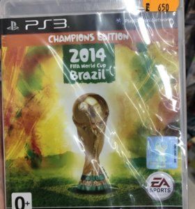 FIFA 2014 Brazil World Cup (PS3)