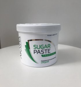 Сахарная паста для шугаринга «Тропическая» 750 гр