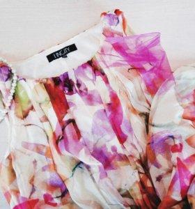Летнее цветочное платье InCity