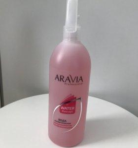 Вода косметическая д/очищения кожи после шугаринга