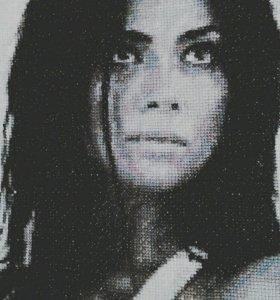 Портрет Настасьи Самбурской крестиком