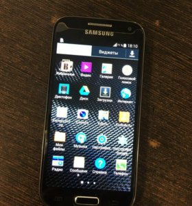 Смартфон Samsung Galaxy S4 mini GT-I9195