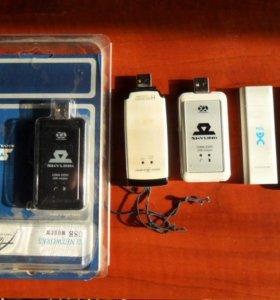 Внешние USB модемы для мобильного интернета.