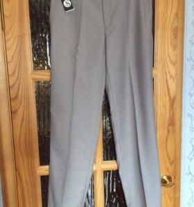 Хлопковые брюки 52 размер