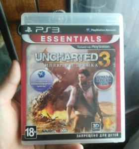 Uncharted 3 иллюзия Дрейка ps3