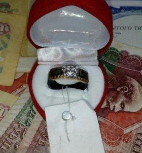 Золотое кольцо 585 пр