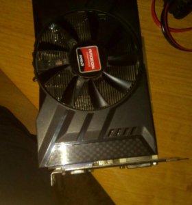 Видеокарта AMD Radeon R7 250