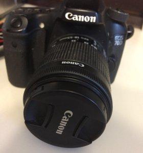 Фотоаппарат зеркалка